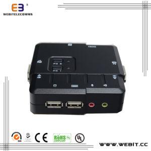 USB Series Desktop Kvm Console pictures & photos