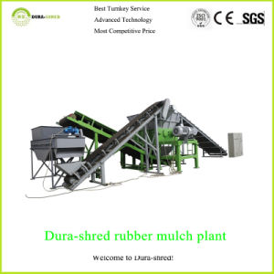 Dura-Shred Used Tire Machine pictures & photos