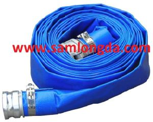 "PVC Layflat Hose with SGS RoHS Certificate (3/4""-12"") pictures & photos"
