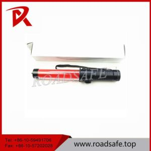 Length 29cm with Strong Magnet on Bottom Baton Expandable Police with Whistle pictures & photos