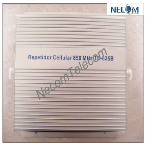 GSM850MHz Pico-Repeater, CDMA800MHz Signal Boosters; China Best GSM Repeater/Booster pictures & photos