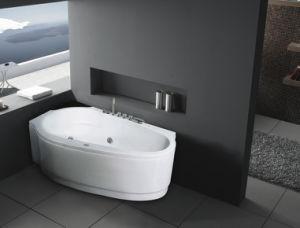Monalisa Acrylic Corner Bathtub for One Person (M-8114) pictures & photos