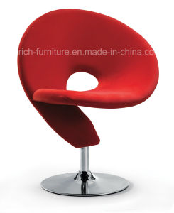 Modern Metal Base Swivel Bar Chair pictures & photos
