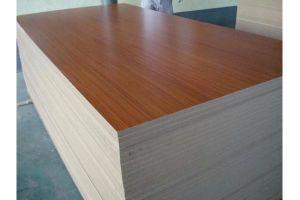 Decoration Grade 15mm Melamine Plywood pictures & photos