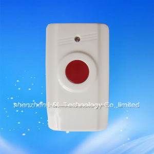 Wireless Panic Button for GSM PSTN Home Alarm System