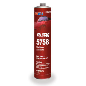 Hot Sale Pustar 5758 PU Windscreen Sealant for Auto Glass Bonding pictures & photos