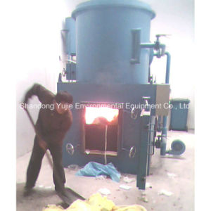 Factory Production, Sales, Incinerator
