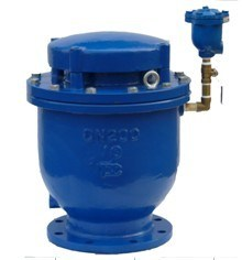 Ductile Iron Automatic Large Orifice Air Valve pictures & photos