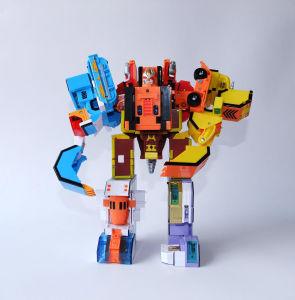 Super Letter Robot Transformer Toys