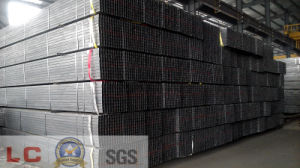 Ss400 Black Square Steel Pipe pictures & photos