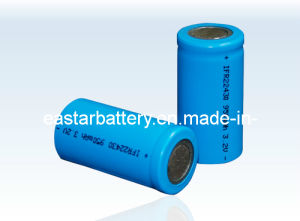 IFR22430P LiFePO4 Rechargable Battery 3.2V 950mAh pictures & photos