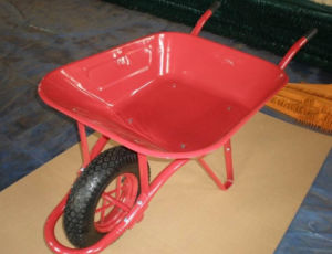 65L for Africa Market Wheel Barrow Wb6400 pictures & photos