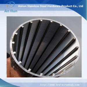 High-Quality Stainless Steel Wedge Wire Screen Filter Tube pictures & photos