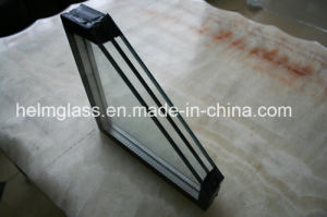 Insulated/Hollow/Laminated/Tinted Decorative Window Glass/Panel/Insulating Glass pictures & photos