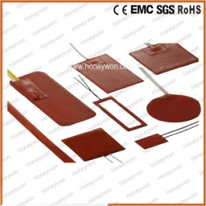 Customize CE UL RoHS Certified AC DC Silicone Rubber Heater