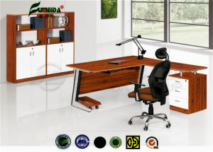 MFC High End Metal Frame Office Table pictures & photos