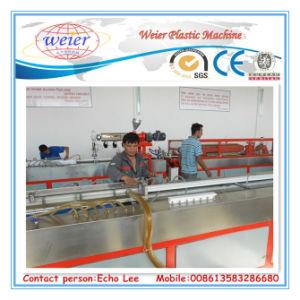 PVC Window Profile Machine Line pictures & photos