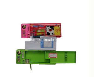 Animal Pencil Box with Sharpener (P9017) pictures & photos