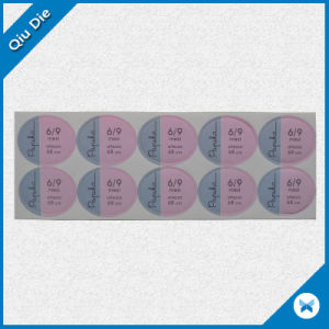 Rich Color Laser Sticker Paper Label for Food Package/Garment pictures & photos