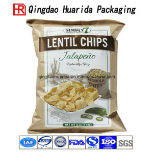 High Quality Plastic Chips Food Bags Snack Packaging Bags pictures & photos