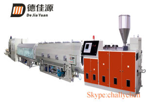 Big Diameter UPVC Pipe Extrusion Production Line of Sjz80/156