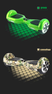 Koowheel Fashion Self Balancing Electronic Scooter with Smart Bluetooth pictures & photos