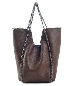 Leisure Genuine Leather Handbags (LDO-16026) pictures & photos