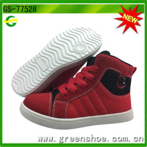 Eco-Friendly Breathable Non Slip Design Children Shoes Casual pictures & photos
