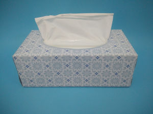 Virgin Pulp Box Facial Tissue 180 Sheets 2 Ply Hot Popular pictures & photos
