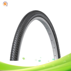 High Quality off Road Black Bicycle Tyre pictures & photos
