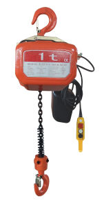Electric Chain Hoist (HHXG-K1) pictures & photos