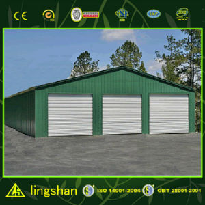 Prefab Modern Warehouse with Sandwich Panel pictures & photos