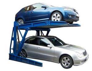 DEP606 Tilting Car Parking Lift