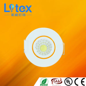 1W White LED Spot Light for Business with Epistar Chip (LX335/1W)