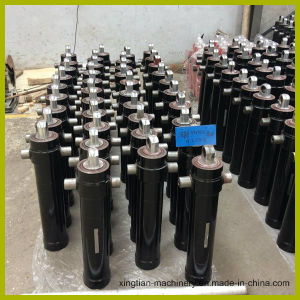 Multi-Stage Telescopic Side Turn Hydraulic Cylinder pictures & photos