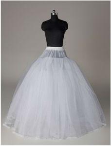 Sale Wedding Petticoat Underskirt P-004 pictures & photos