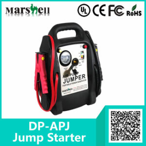 Multifunction 12ah Car Jump Starter with Air Compressor pictures & photos