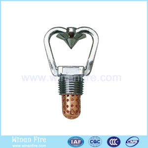 Copper Material Water Mist Spray Head for Fire Protection pictures & photos