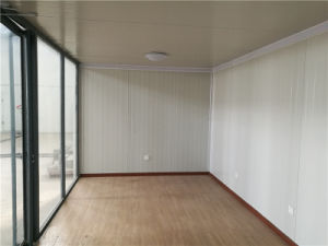 New Style 20feet Glass Wall Container House for Coffee Shop/Prefab Coffee Box pictures & photos