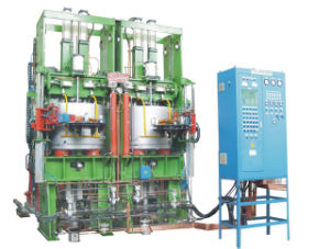 hydraulic type tyre curing press pictures & photos