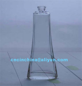 45ml High Bottle Clear Glass for Perfume pictures & photos