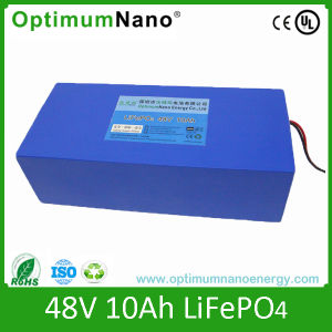 Hot Selling 48V 10ah LiFePO4 Battery Packs pictures & photos