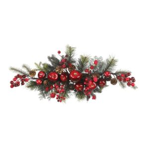 30inch Artificial Christmas Decoration Swag with Stunning Apple and Cherry (MY205.445.00) pictures & photos
