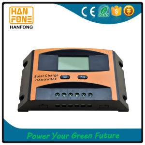 Cheap Good Quality 20AMP Intelligent Temperature Solar Charging Controller pictures & photos