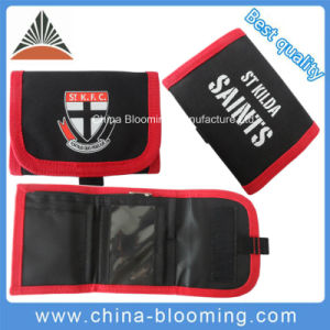 Men Polyester Travel Sports Coin Purse Bag Wallet pictures & photos