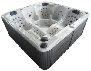 Massage Outdoor SPA Hot Tub Wih Jacuzzi Function pictures & photos
