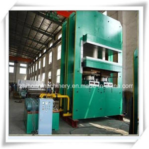 Full Automatic High Efficiency Compression Molding Press Rubber Machine pictures & photos