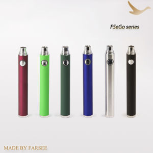 Colorfull Twist Variable Voltage EGO Battery (FSeGo)