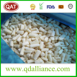 IQF Frozen Cut White Asparagus pictures & photos