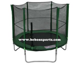 8ft Trampoline with Safety Net (083248S2Y)